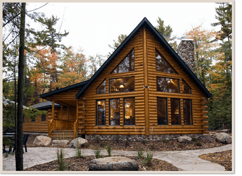 Castle Rock Lake Log Home Repairs near me